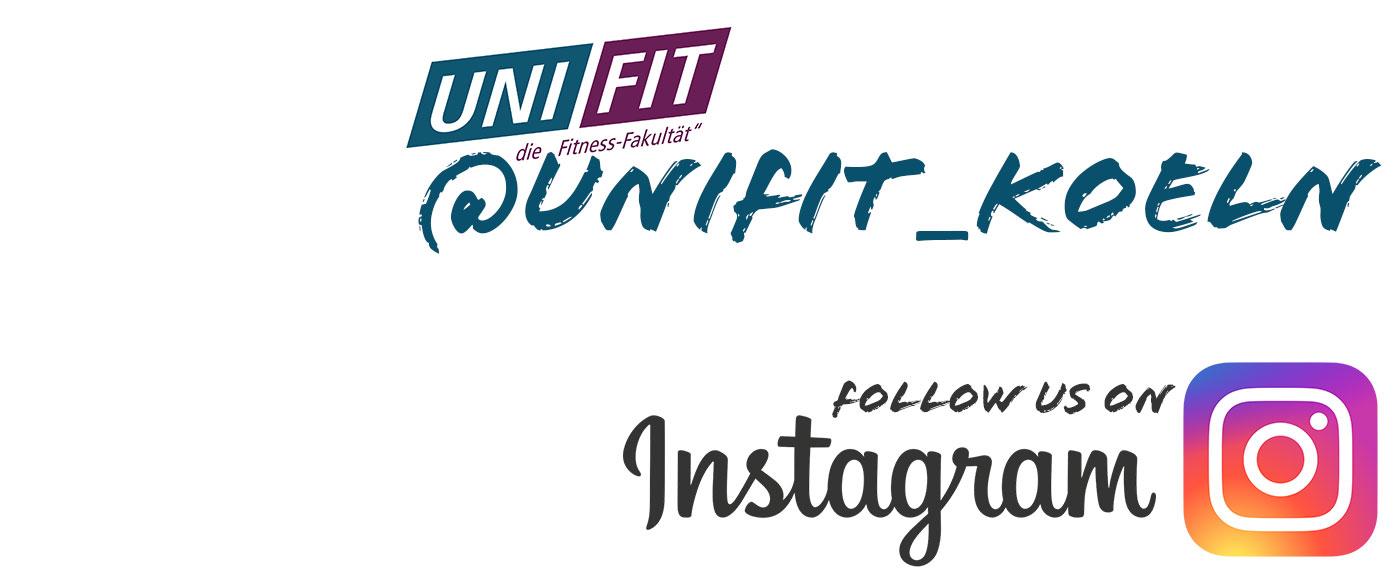 Das UniFit bei Instagram